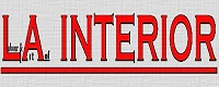 """LA INTERIOR"" = logo"